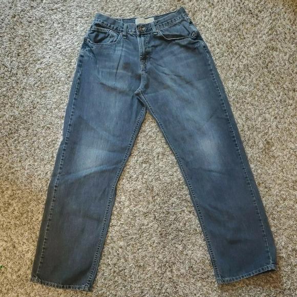 Wrangler Originals Loose Straight Men's Jeans